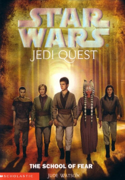 Jedi Quest 5: The School of Fear