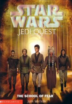 Jedi Quest 5: The School of Fear