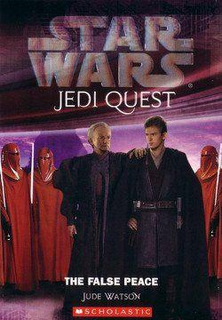 Jedi Quest 9: The False Peace