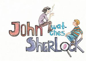 John watches Sherlock (СИ)
