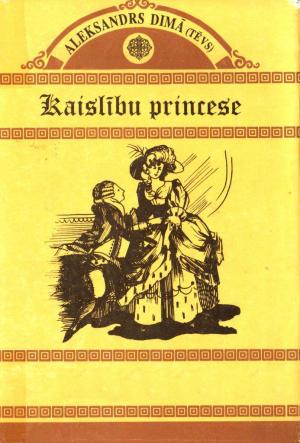 Kaislību princese