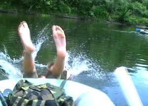 Как мы ездили на рыбалку