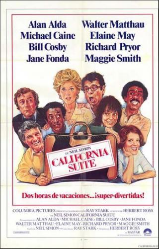 Калифорнийская сюита (В отеле «Беверли Хиллз»)