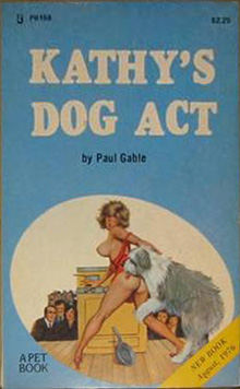Kathy's dog act