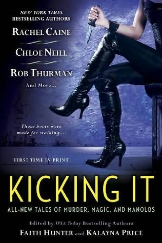 Kicking It [Anthology]