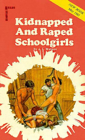 Kidnapped and raped schoolgirls