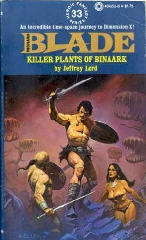 Killer Plants Of Binaark