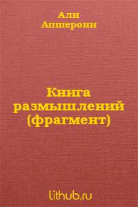 Книга размышлений
