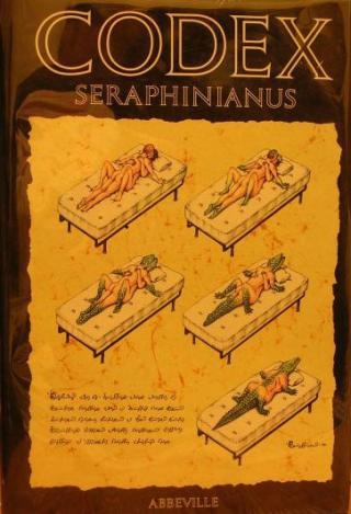 Кодекс Серафини [Codex Serafini]