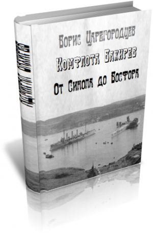 Комфлота Бахирев. От Синопа до Босфора.