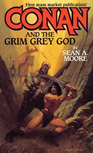 Конан и мрачный серый бог