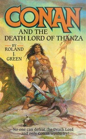 Конан и Властелин смерти Танзы