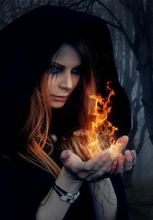 Королева. Мое пламя (СИ)