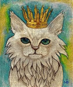 Кошачий король и волшебник Нетак. Сказочная повесть (СИ)