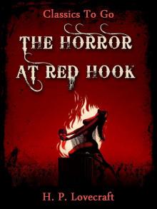 Кошмар в Ред-Хуке