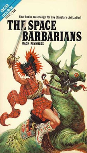 Космические варвары [The Space Barbarians - ru]