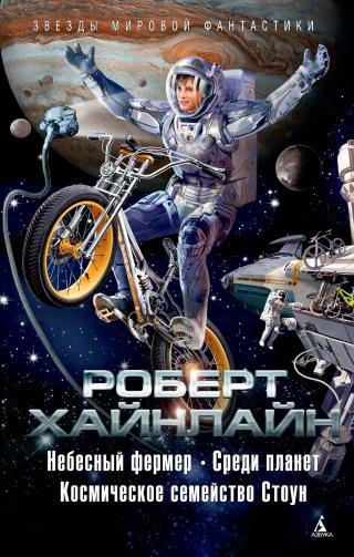 Космическое семейство Стоун (История будущего VII)