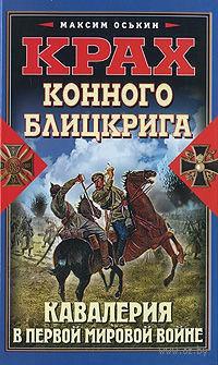 Крах конного блицкрига. Кавалерия в Первой мировой войне