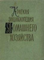 Краткая энциклопедия домашнего хозяйства. В двух томах. Том 1. А-Н (ответственный редактор - И.Ревин)