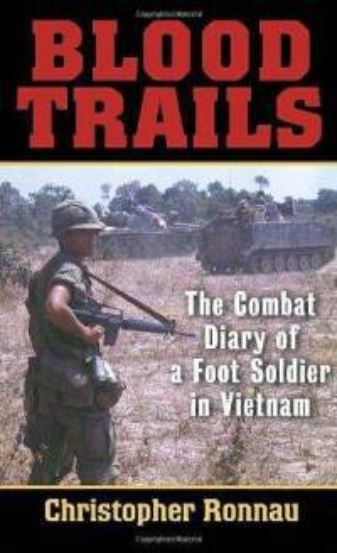 Кровавые следы. Боевой дневник пехотинца во Вьетнаме