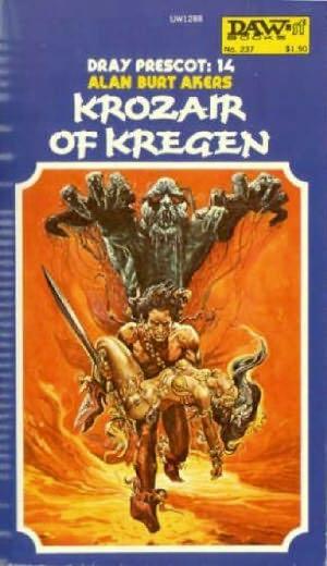 Krozair of Kregen