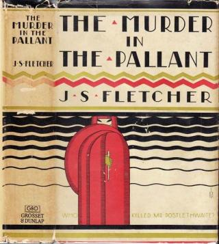 Кто убил? [The Murder in the Pallant]