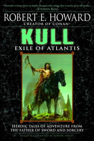 Kull Exile Of Atlantis