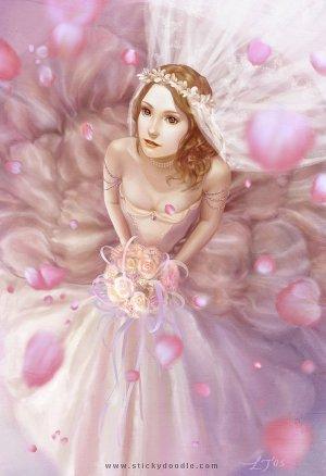 Купленная невеста или Ледяной принц. (СИ)