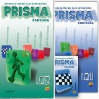 Курс Призма - испанский язык для иностранцев. Уровень A1 — А2