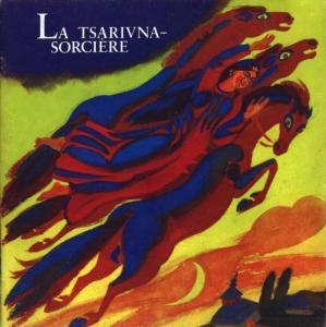 La Tsarivna-Sorcière: Conte ukraine folklorique