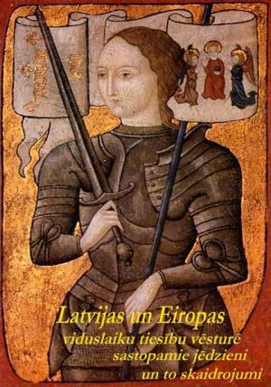 Latvijas un Eiropas viduslaiku tiesību vēsturē sastopamie jēdzieni un to skaidrojumi