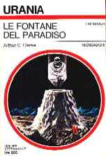 Le fontane del Paradiso [The Fountains of Paradise - it]