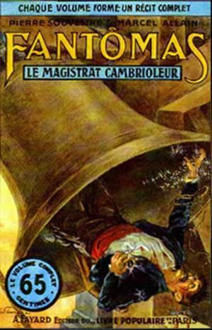 Le magistrat cambrioleur (Служащий-грабитель)