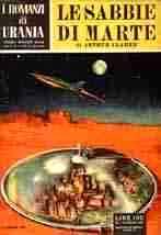 Le sabbie di Marte [The Sands of Mars]