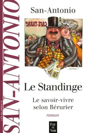 Le Standinge. Le savoir-vivre selon Bérurier [fr]
