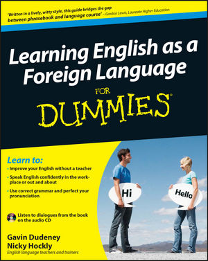 Learning English as a Foreign Language For Dummies®