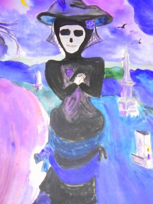 Легенда о Черном призраке (СИ)