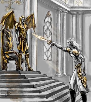 Легенда о Слепых Богах. Книга 1. Часть 2 (СИ)