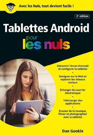 Les tablettes Android pour les Nuls [2e édition]