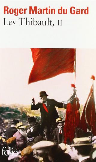 Les Thibault — Tome II [La Mort du père — L'Eté 1914]