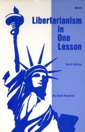 Либертарианство за один урок