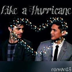 Like a hurricane (СИ)