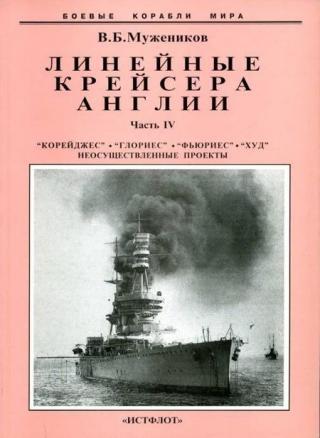 Линейные крейсера Англии. Часть IV. 1915-1945 гг.