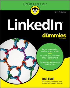 LinkedIn® For Dummies® [5th Edition]