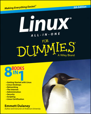 Linux® All-in-One For Dummies® [5th Edition]