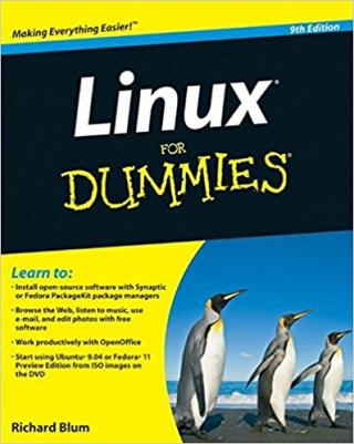 Linux® For Dummies® [9th Edition]