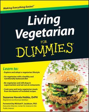 Living Vegetarian For Dummies®