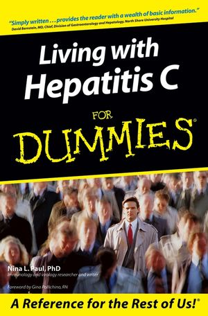 Living With Hepatitis C For Dummies®