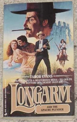 Longarm and the Apache Plunder