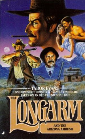Longarm and the Arizona Ambush